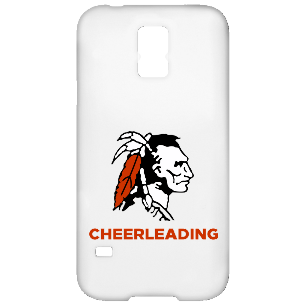 Samsung Galaxy S5 Case - Cambridge Cheerleading - Indian Logo