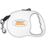 Retractable Dog Leash - Corinth Football