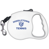 Retractable Dog Leash - Middletown Tennis - Bear Logo