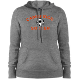 Women's Hooded Sweatshirt - Cambridge Soccer