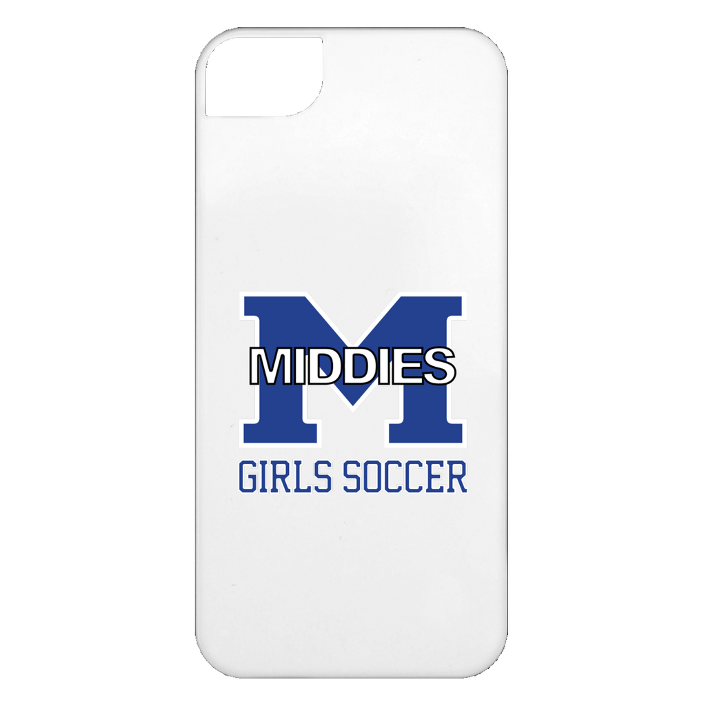 iPhone 5 Case - Middletown Middie Girls Soccer
