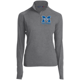 Women's Performance Quarter Zip Sweatshirt - Middletown Softball