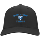 Flex Fit Twill Hat - Middletown Tennis - Bear Logo