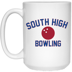 15 oz. Coffee Mug - South Glens Falls Golf