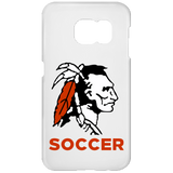 Samsung Galaxy S7 Phone Case - Cambridge Soccer - Indian Logo