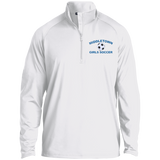 Men's Performance Quarter Zip Sweatshirt - Middletown Girls Soccer
