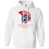 Men's Hooded Sweatshirt - Goshen Swimming & Diving