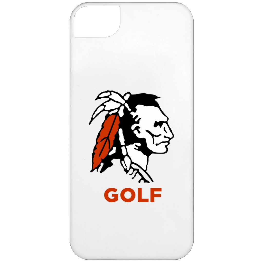 iPhone 5 Case - Cambridge Golf - Indian Logo