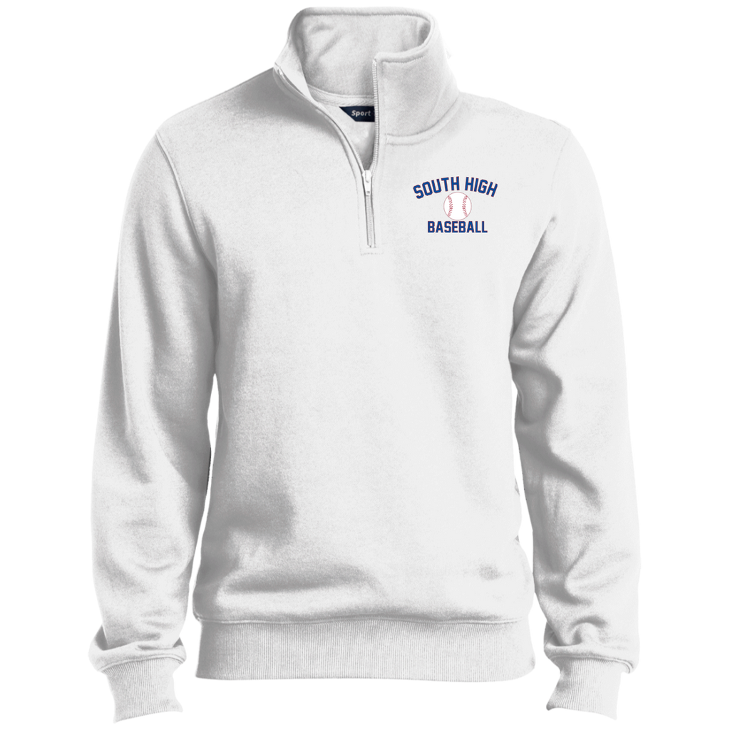 Men's Quarter Zip Sweatshirt - South Glens Falls Baseball