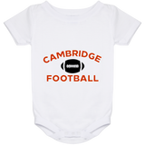 Baby Onesie 24 Month - Cambridge Football