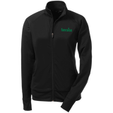 Ladies' Athletic Stretch Full Zip Jacket