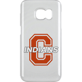 Samsung Galaxy S6 Clip - Cambridge Indians - C Logo