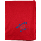 Sweatshirt Blanket - South Glens Falls Football