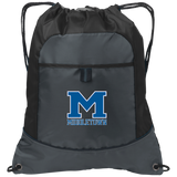 Drawstring Bag with Pocket - Middletown