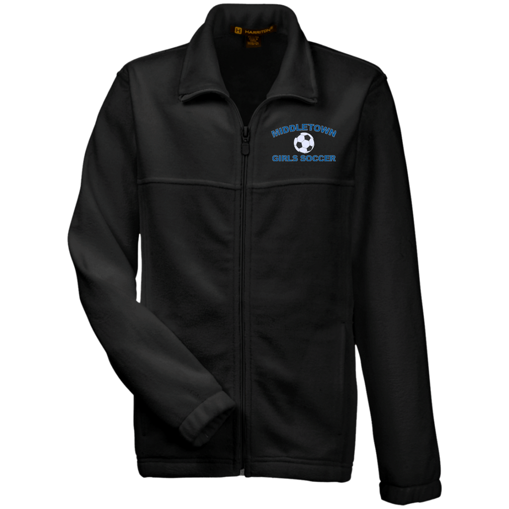 Youth Full-Zip Fleece - Middletown Girls Soccer