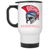 Travel Coffee Mug - Goshen Basketball