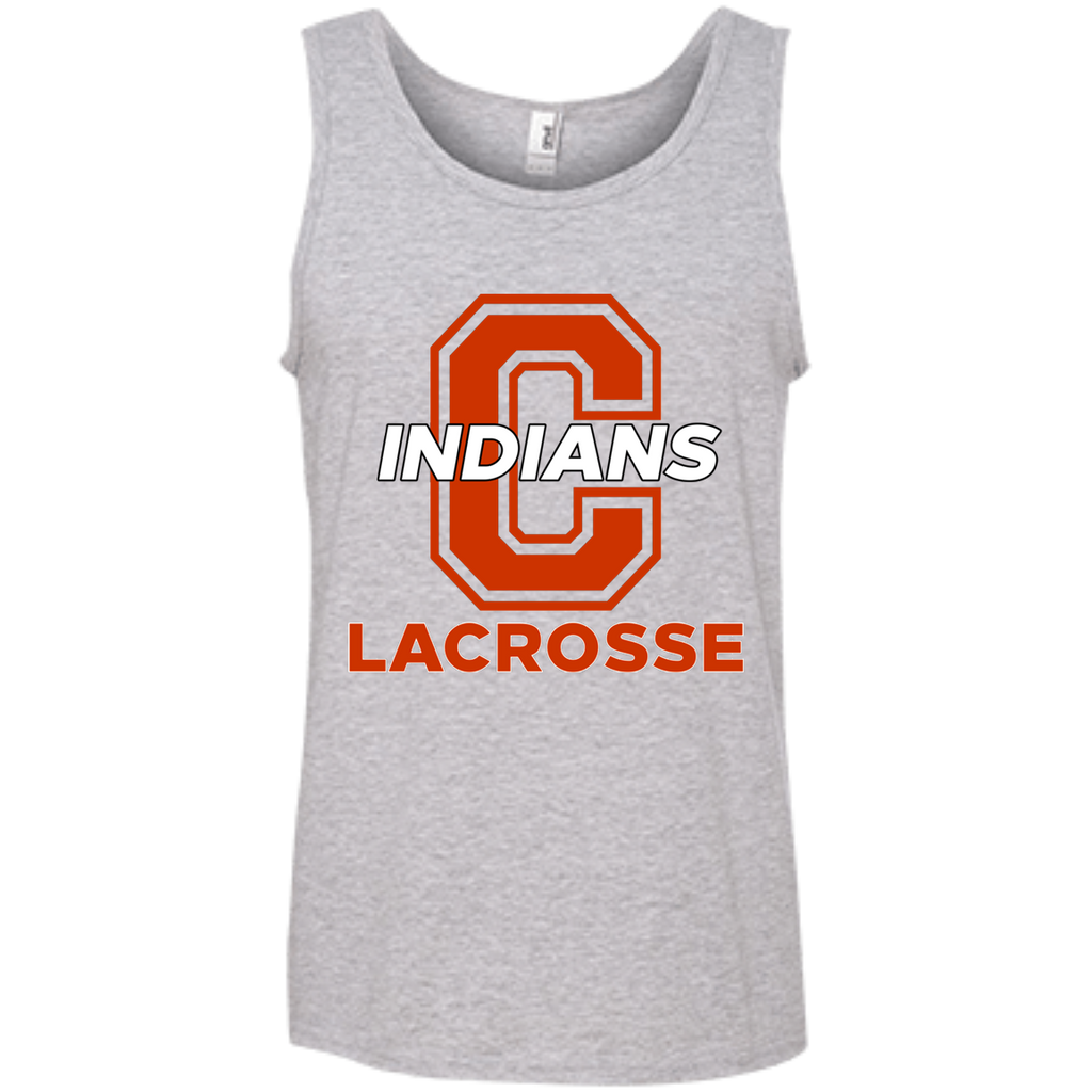 Men's Tank Top - Cambridge Lacrosse - C Logo