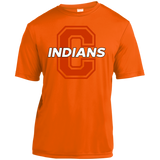 Youth Moisture Wicking T-Shirt - Cambridge Indians - C Logo