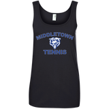 Women's Tank Top - Middletown Tennis - Bear Logo