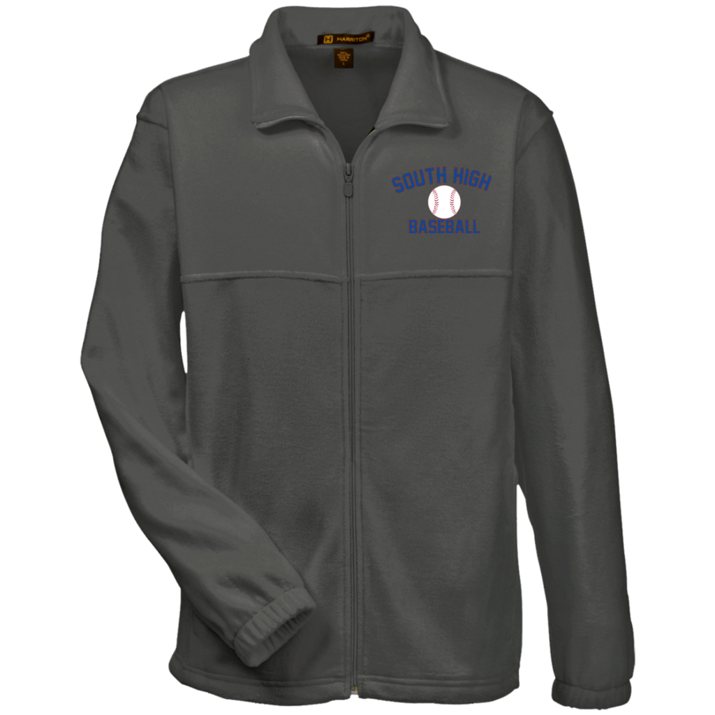 Men's Full-Zip Fleece - South Glens Falls Baseball
