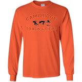 Men's Long Sleeve T-Shirt - Cambridge Track & Field