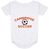 Baby Onesie 24 Month - Cambridge Soccer