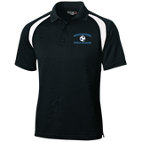 Men's Colorblock Slim Fit Moisture Wicking Polo - Middletown Girls Soccer