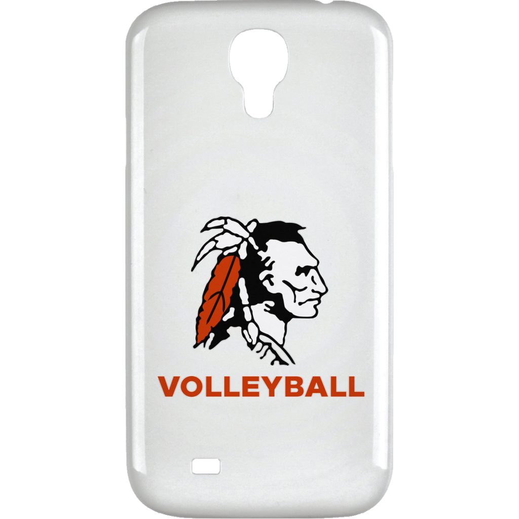 Samsung Galaxy 4 Case - Cambridge Volleyball - Indian Logo