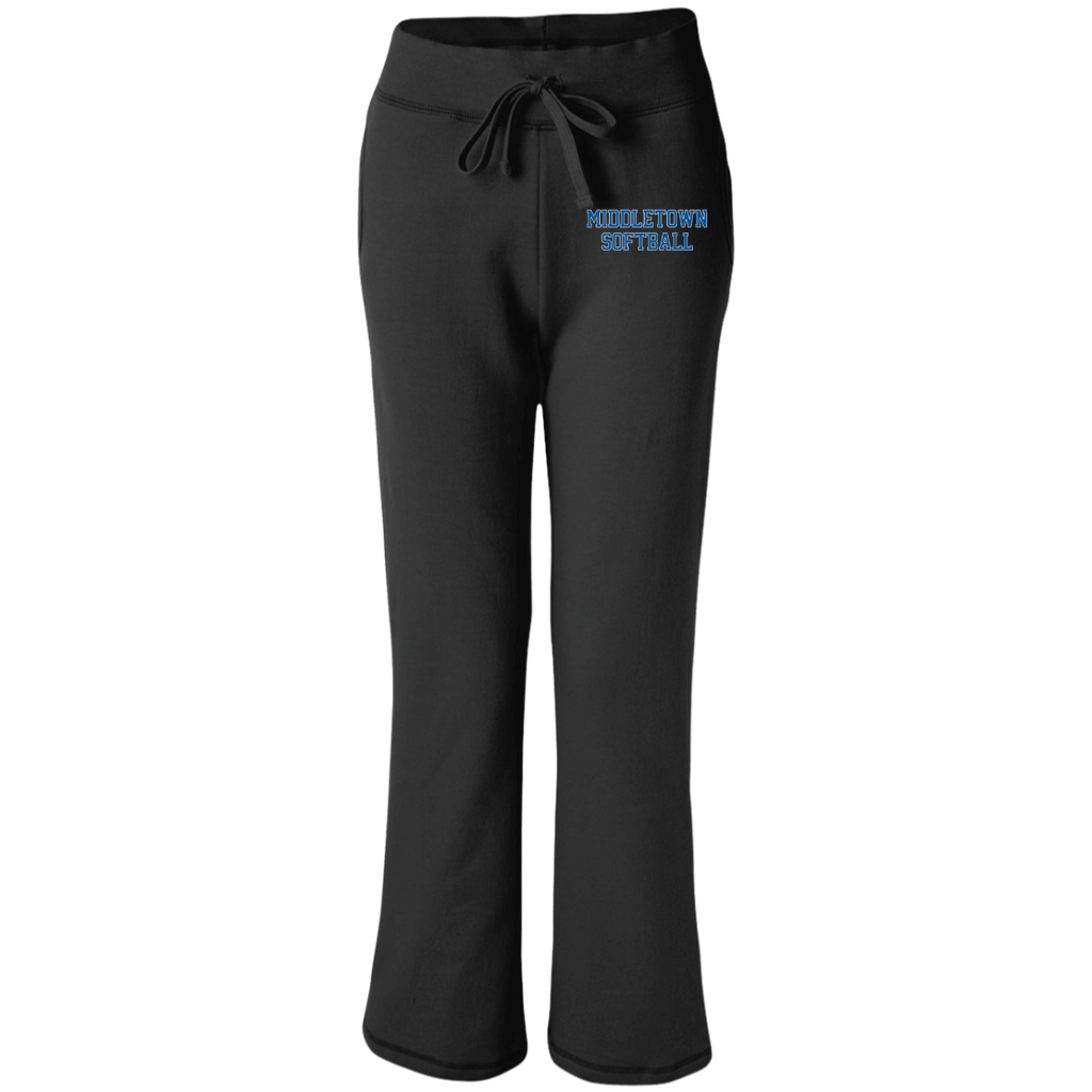 Women's Sweatpants - Middletown Softball - Block Logo