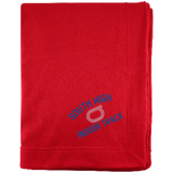 Sweatshirt Blanket - South Glens Falls Indoor Track