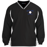 Colorblock V-Neck Pullover - South Glens Falls Baseball