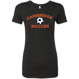 Women's Premium T-Shirt - Cambridge Soccer