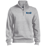 Men's Quarter Zip Sweatshirt - Middletown Unified Basketball