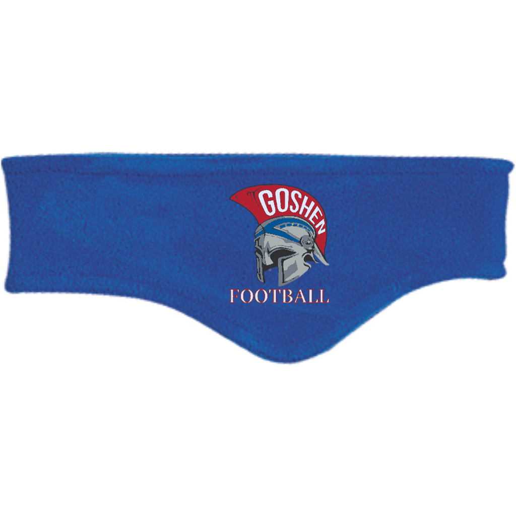 Fleece Headband - Goshen Football