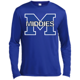 Men's Moisture Wicking Long Sleeve T-Shirt - Middletown Middies