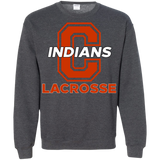 Crewneck Sweatshirt - Cambridge Lacrosse - C Logo