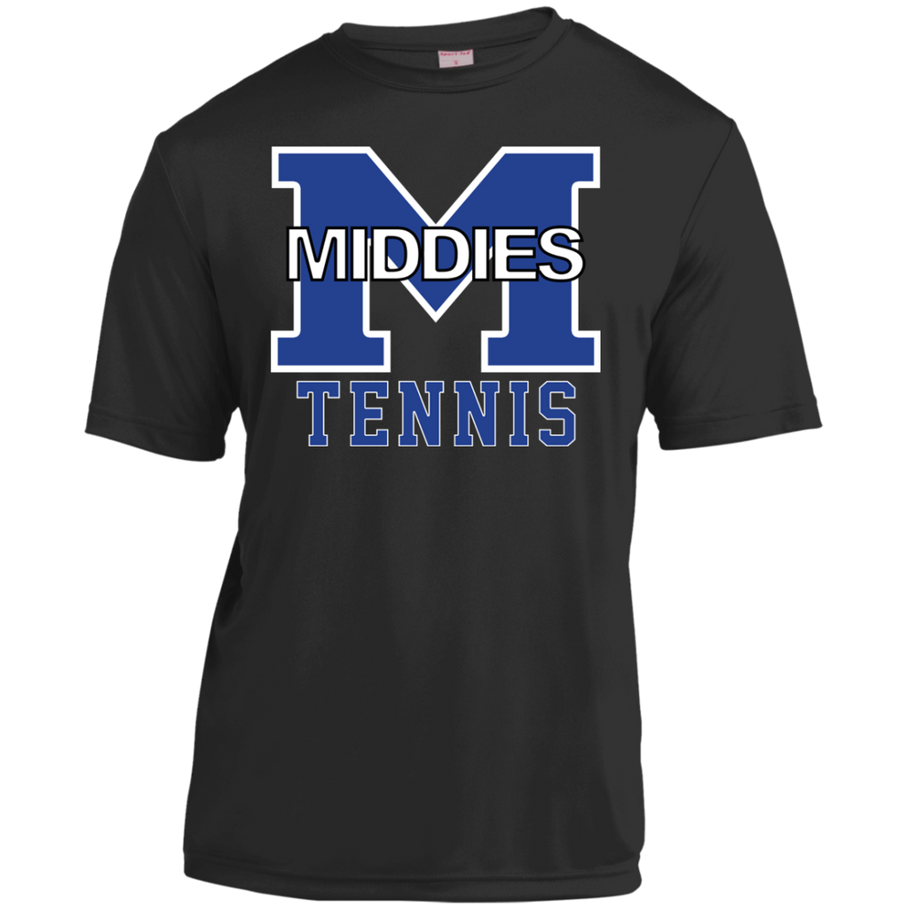 Youth Moisture Wicking T-Shirt - Middletown Tennis