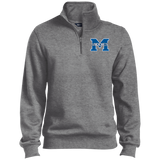 Men's Quarter Zip Sweatshirt - Middletown Middies