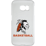 Samsung Galaxy S6 Edge Case - Cambridge Basketball - Indian Logo