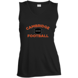 Women's Moisture Wicking Tank Top - Cambridge Football