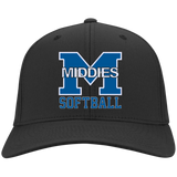 Flex Fit Twill Hat - Middletown Softball