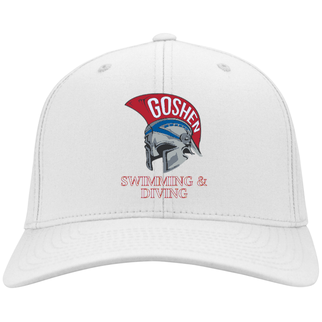 Youth Dri Zone Nylon Hat - Goshen Swimming & Diving