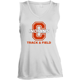 Women's Moisture Wicking Tank Top - Cambridge Track & Field - C Logo