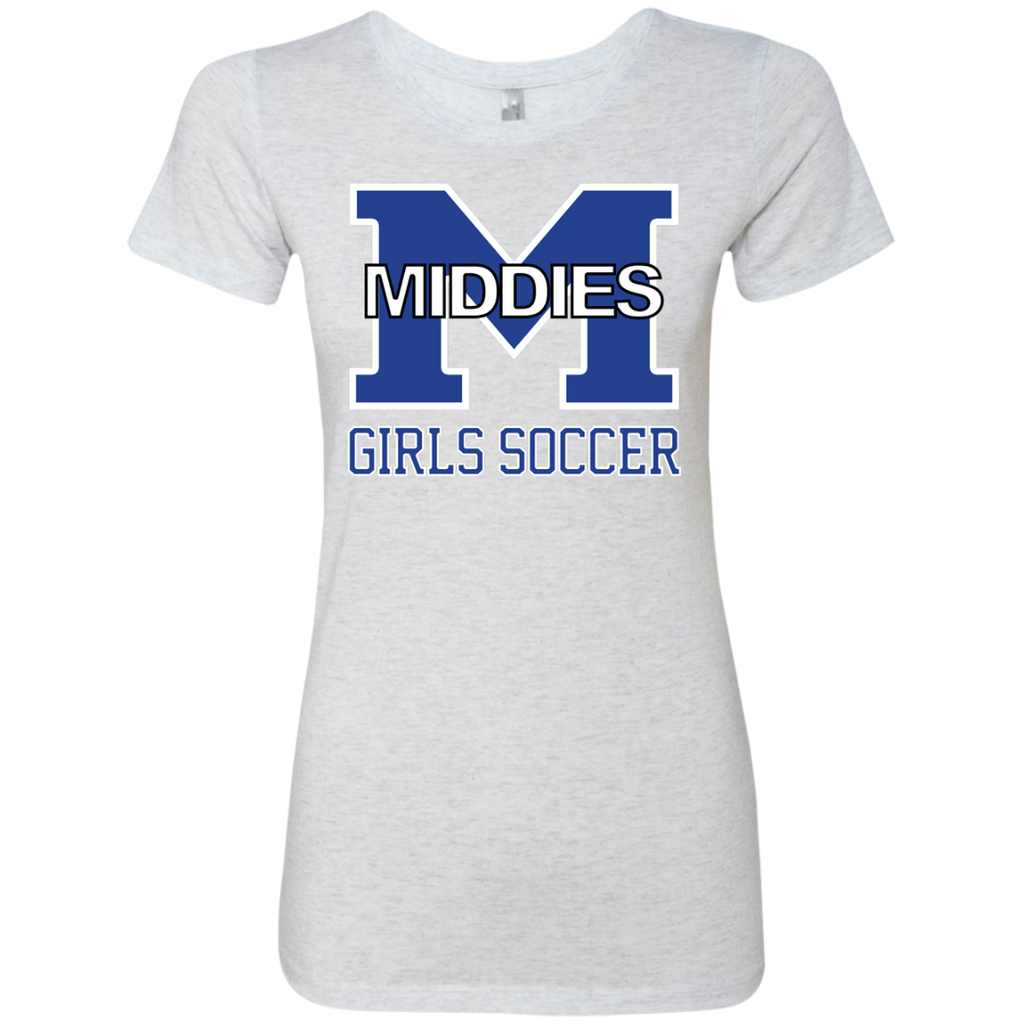 Women's Premium T-Shirt - Middletown Middie Girls Soccer