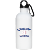 Water Bottle - South Glens Falls Softball