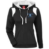 Women's Colorblock Hooded Sweatshirt - Middletown Football