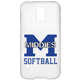 Samsung Galaxy S5 Case - Middletown Softball