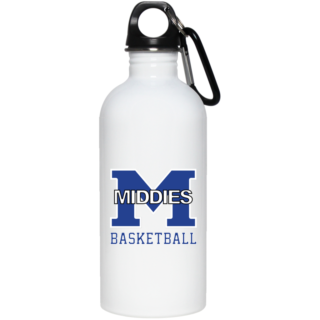 Water Bottle - Middletown Girls Basketball