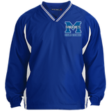 Youth Colorblock V-Neck Pullover - Middletown Middie Girls Soccer