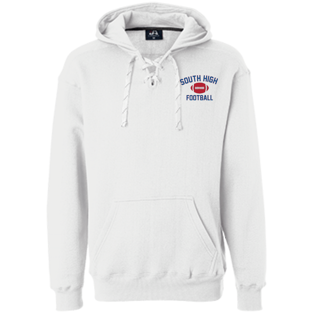 Sport Lace Hooded Sweatshirt - South Glens Falls Football